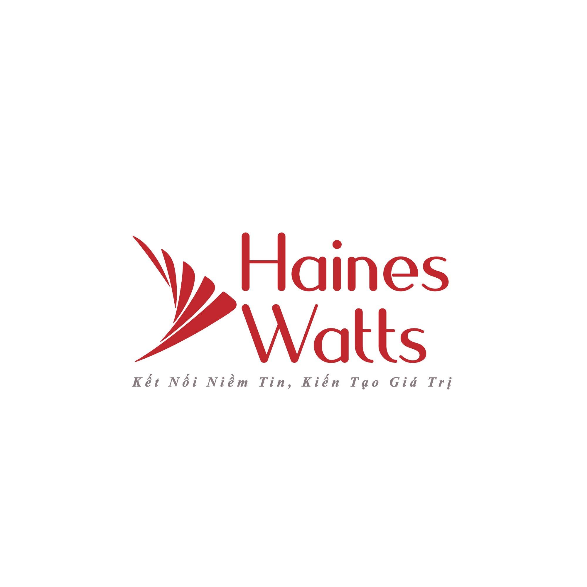 logo haines watts vietnam
