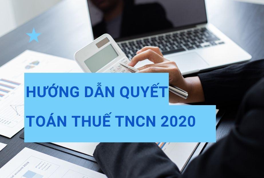Huong dan quyet toan thue TNCN